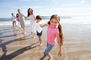 Family holiday Cornwall