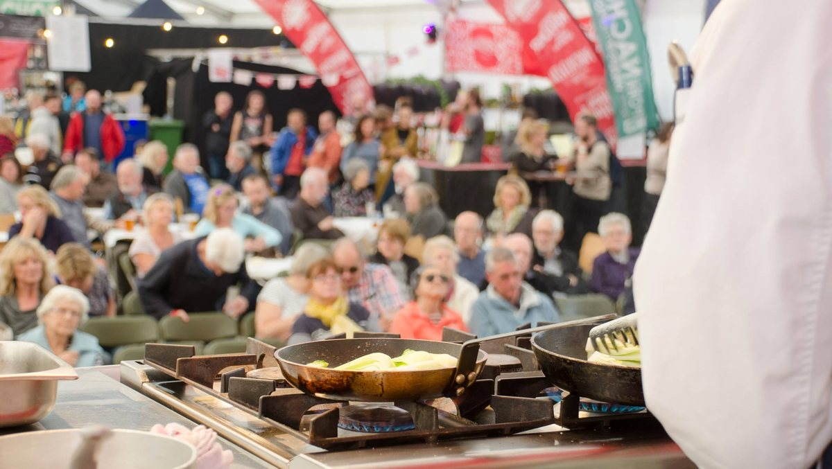 food festival Cornwall